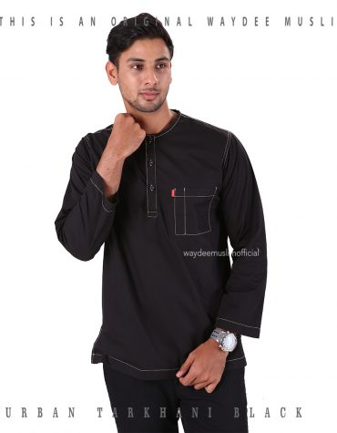 URBAN TARKHANI BLACK